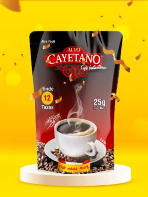 Café Instantáneo Doiw Pack 25g