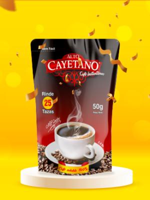 Café Instantáneo Doiw Pack 50g