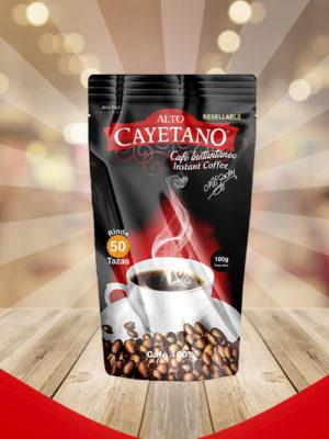 Café Instantáneo Doiw pack 100g