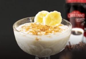 Mousse de Plátano y Café 😍